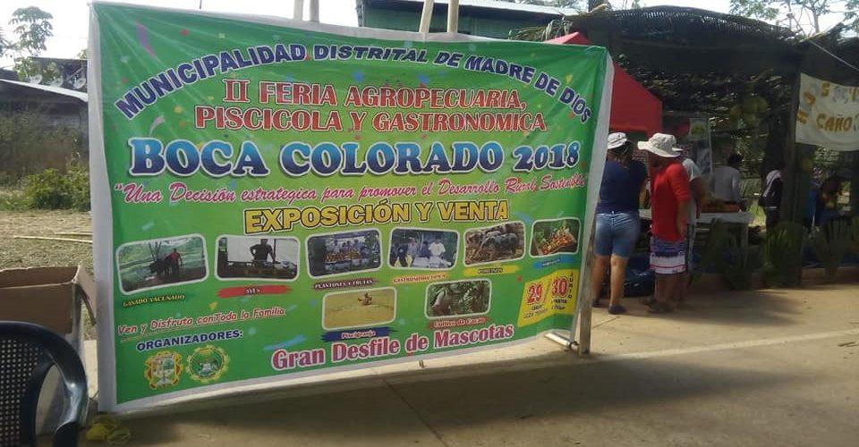 Exposición por el aniversario de Boca Colorado