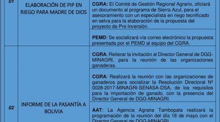 Entrevista al Ing. Jaime Masilla Rivera, de la Dirección General Agrícola-MINAGRI