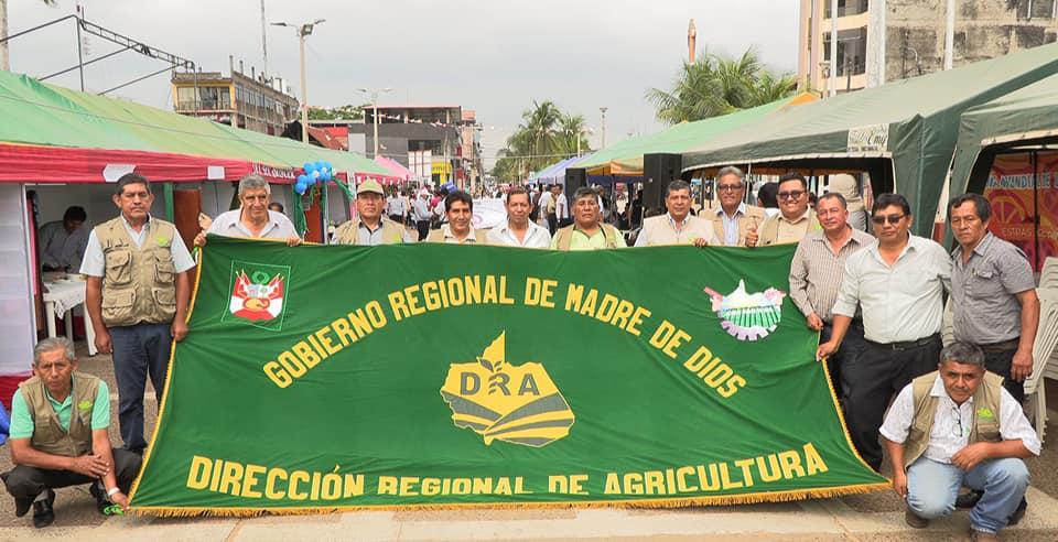 GOREMAD,CELEBRÓ DÍA MUNDIAL DE LA ALIMENTACIÓN, CON UNA FERIA DE INFORMACIÓN, EXPOSICIÓN Y DEGUSTACIÓN DE VARIADOS PRODUCTOS.