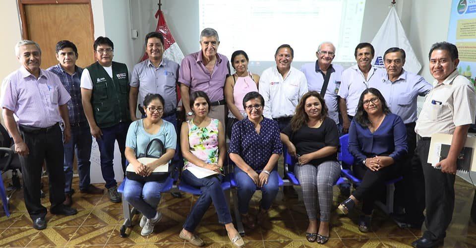 FUNCIONARIOS DEL GOREMAD Y MUNICIPIOS RECIBEN CAPACITACIÓN PARA ELABORACIÓN DE PROYECTOS DE RIEGO TÉCNIFICADO.