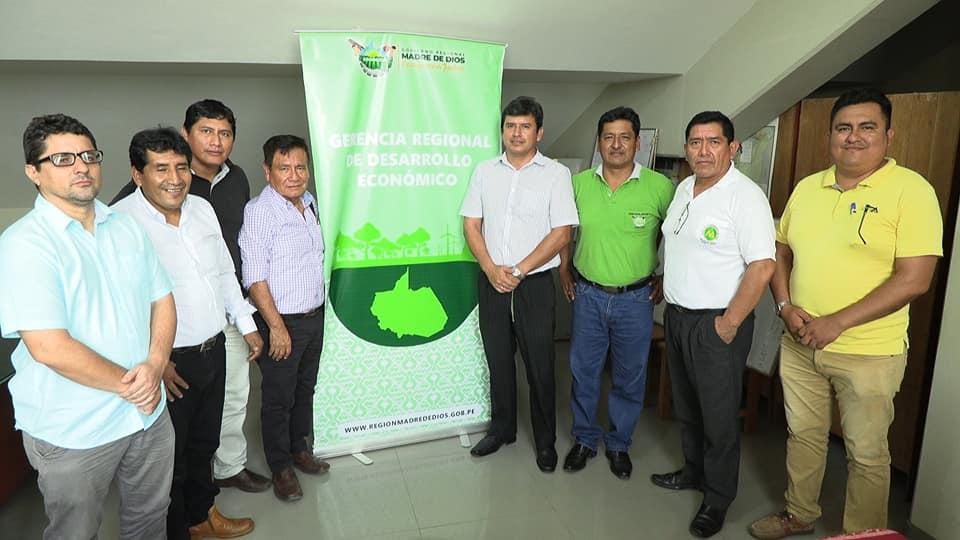 DRA Y AGROIDEAS CAPACITAN EN PROYECTOS DE RECONVERSIÓN PRODUCTIVA.