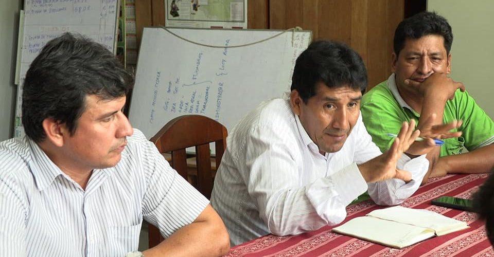 La Dirección Regional de Agricultura, a través de la Dirección Ejecutiva de competitividad Agraria, en coordinación con Agroideas
