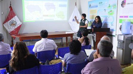 Un taller de capacitación de formulación de proyectos de riego tecnificado, organiza el GOREMAD