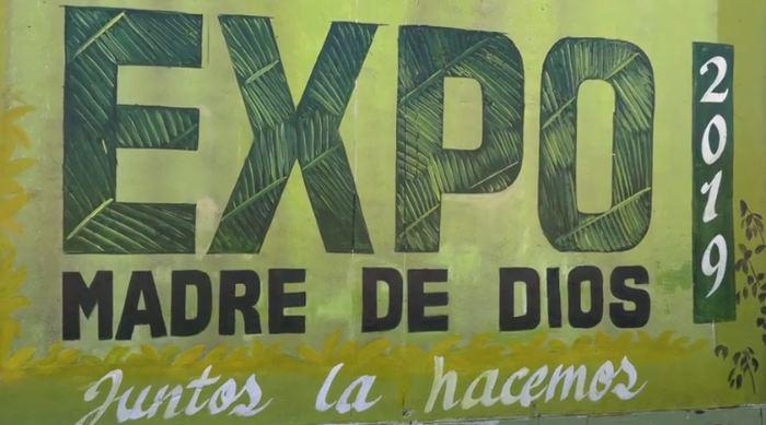 TODO LISTO PARA LA EXPO MADRE DE DIOS,III EDICIÓN 2019 LA DIRECCIÓN REGIONAL DE AGRICULTURA, ASEGURÓ LA PARTICIPACIÓN DE IMPORTANTE NÚMERO DE PRODUCTORES.