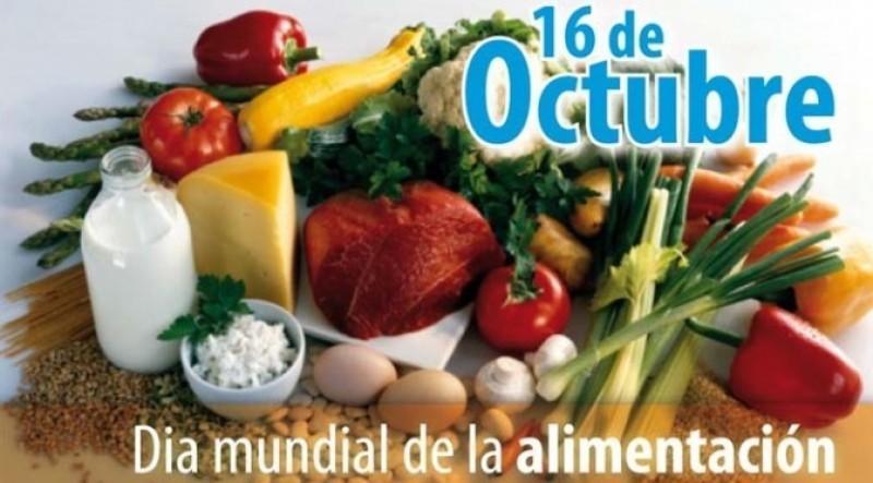 LA DIRECCIÓN REGIONAL DE AGRICULTURA SE SUMA A EVENTOS POR EL DÍA MUNDIAL DE LA ALIMENTACIÓN