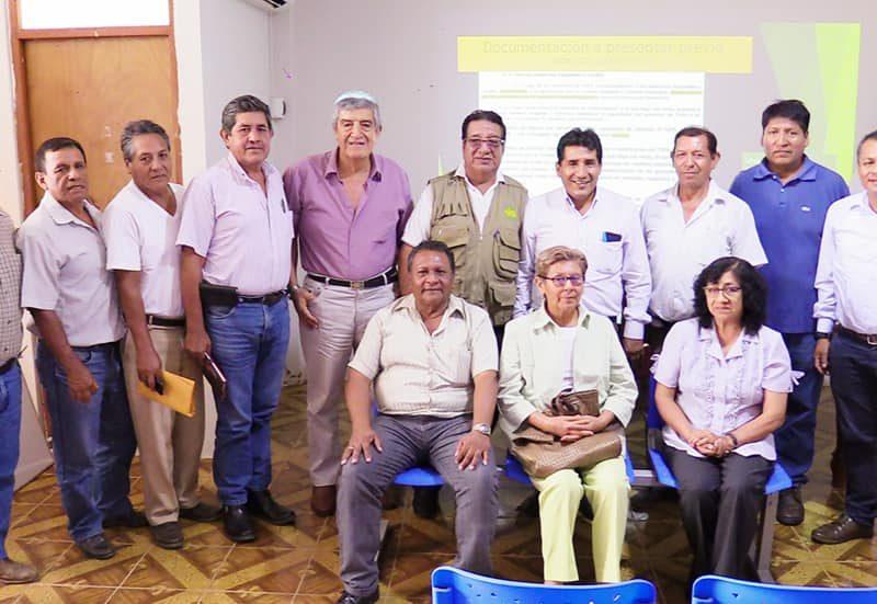 FUNCIONARIOS DE LA DRA. SON CAPACITADOS EN ACTUALIZACIÓN DEL TUPA.