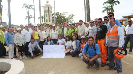 Goremad y la Comisión Mutisectorial de lucha contra el dengue dieron inició a la primera Jornada de Limpieza y eliminación de criaderos de zancudos para controlar el dengue