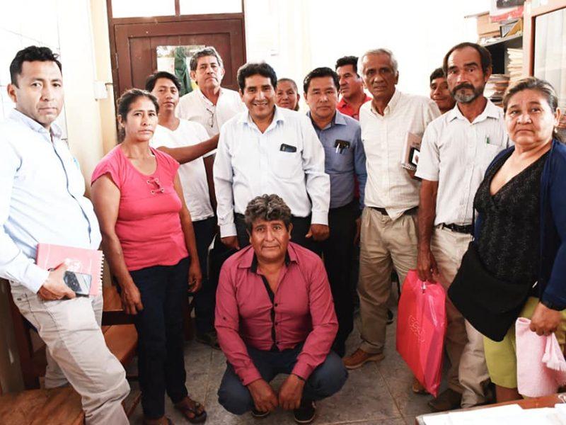 GOREMAD INICIÓ TRATATIVAS CON LAS PARTES PARA SOLUCIONAR PROBLEMAS TERRITORIALES ENTRE COMUNIDAD NATIVA DE PALMA REAL Y CASERIO PUERTO PARDO