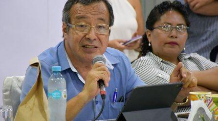 GOBERNADOR LUIS HIDALGO, INFORMÓ DETALLES DE GESTIONES REALIZADAS EN LIMA, ADEMÁS ANUNCIÓ PARA MAÑANA ENCUENTRO DE AUTORIDADES CON MINISTRA DEL MINAM, FABIOLA MUÑOZ.