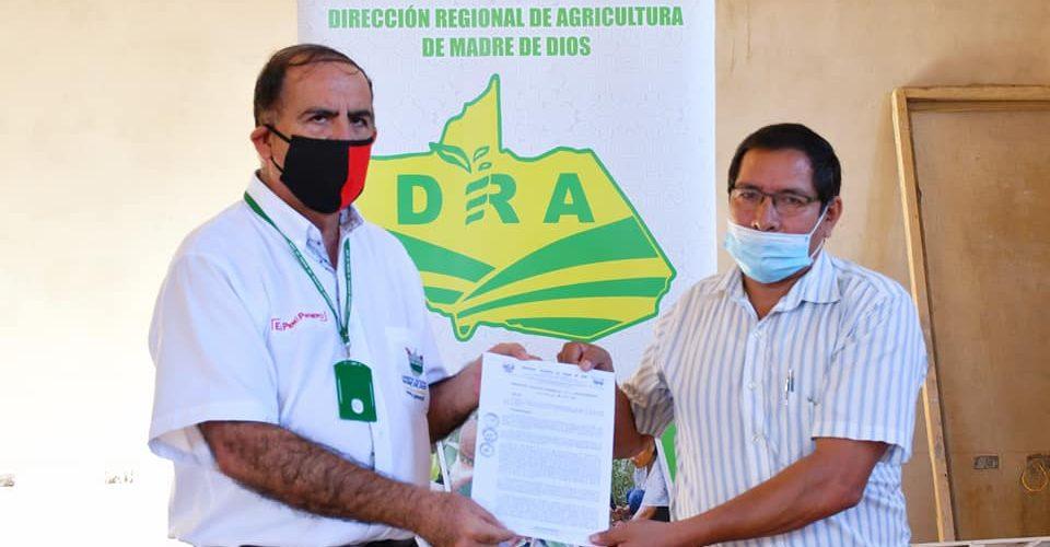 ASUME CARGO NUEVO DIRECTOR REGIONAL DE AGRICULTURA