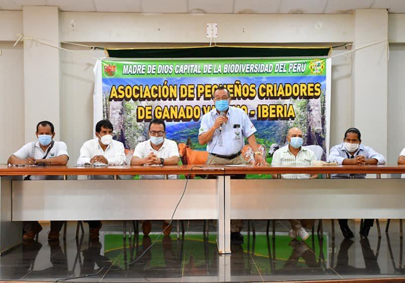 GOBIERNO REGIONAL INVERTIRÁ MÁS DE 60 MILLONES EN PROYECTOS AGROPECUARIOS EN LA REGIÓN DE MADRE DE DIOS.