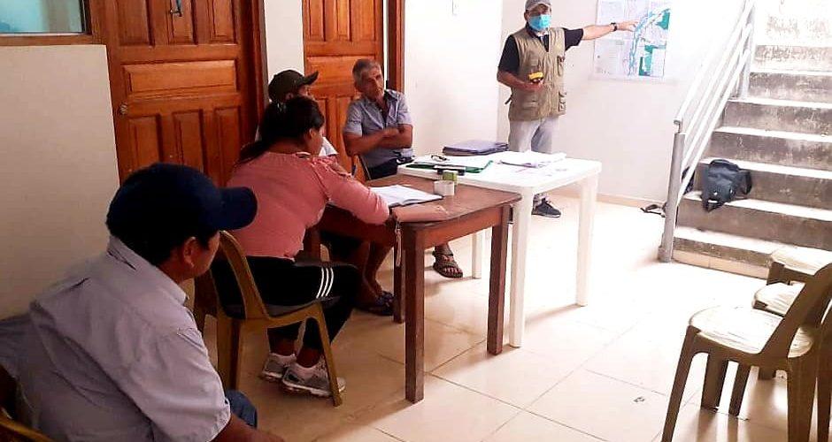 GOREMAD CONTINUA CON PROCESOS DE FORMALIZACIÓN EN TITULACIÓN DE PREDIOS RURALES EN EL DISTRITO DE MADRE DE DIOS-PUNQUIRI CHICO PARA FAMILIAS QUE ESPERARON POR MÁS DE 15 AÑOS TITULACIÓN DE SUS TIERRAS.
