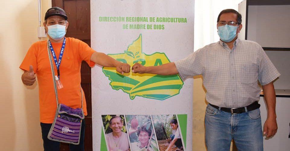 DIRECTOR DE LA DRA Y CONGRESISTA EVALUARON GESTIONES ANTE MIDAGRI Y CUMPLIMIENTO DE COMPROMISOS CON AGRICULTORES.