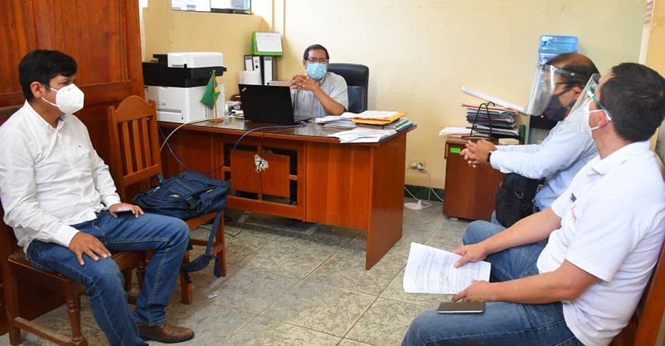 GOREMAD EXIGE AL MIDAGRI CUMPLIR ACUERDOS EN BENEFICIO DE LOS AGRICULTORES DAMNIFICADOS POR LAS INUNDACIONES.