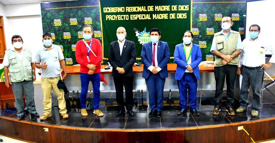 DESDE IBERIA,COMISIÓN AGRARIA DEL CONGRESO SE INTERESÓ EN RESOLVER JUNTO AL GOREMAD, LOS PROBLEMAS DEL SECTOR AGRARIO.