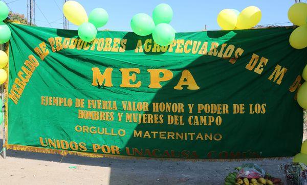 GOREMAD ESTA COMPROMETIDO EN DESARROLLAR EL AGRO, DIJO DIRECTOR DE LA DRA,DURANTE ANIVERSARIO DEL MEPA.